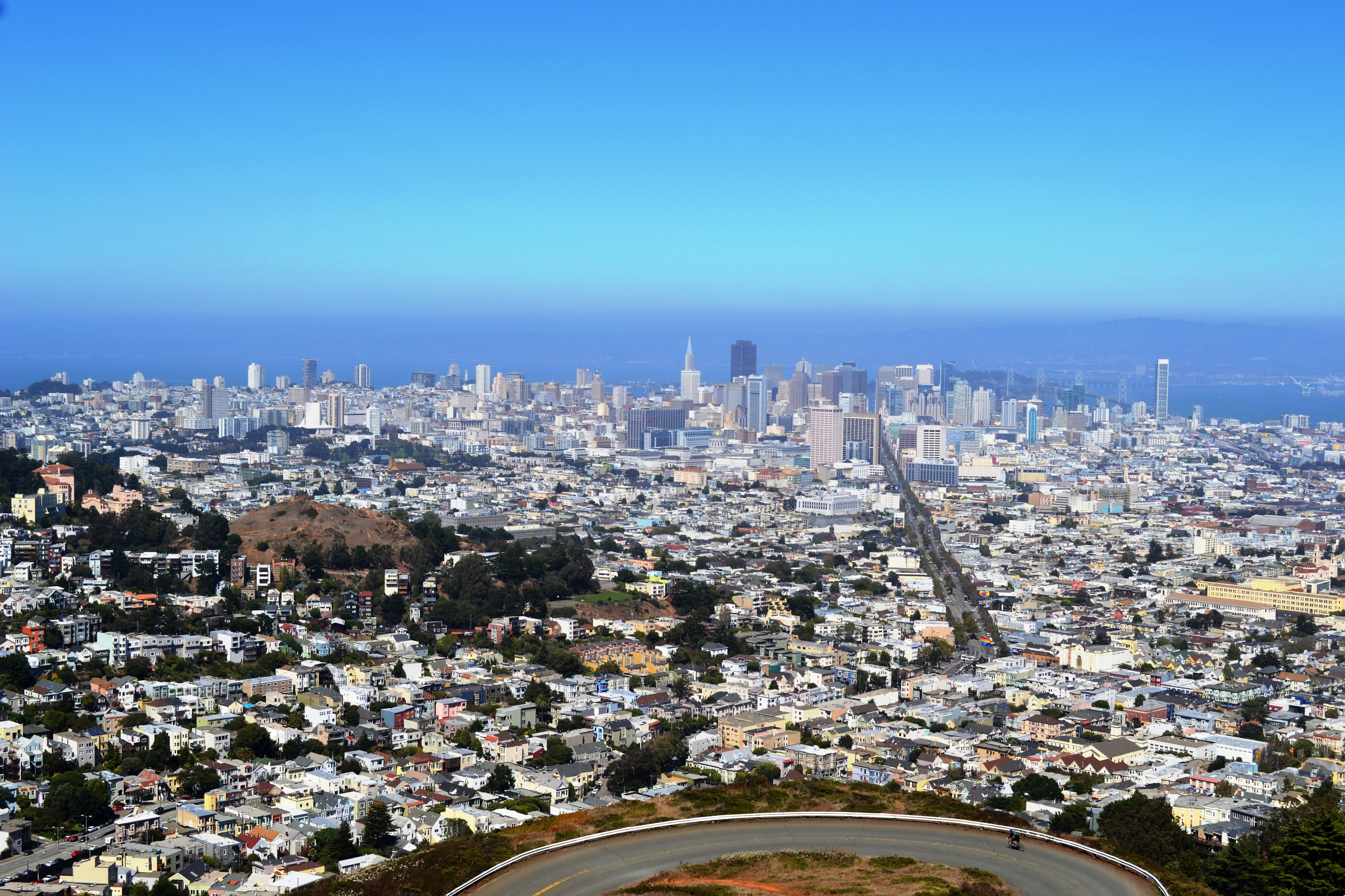 Exploring San Francisco Twin Peaks A Sprinkle Of Adventure