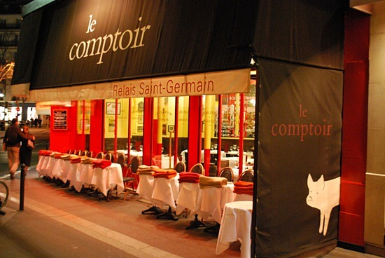 Our french escape the food a sprinkle of adventure - Le comptoir paris restaurant reservations ...