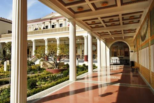 Getty Villa